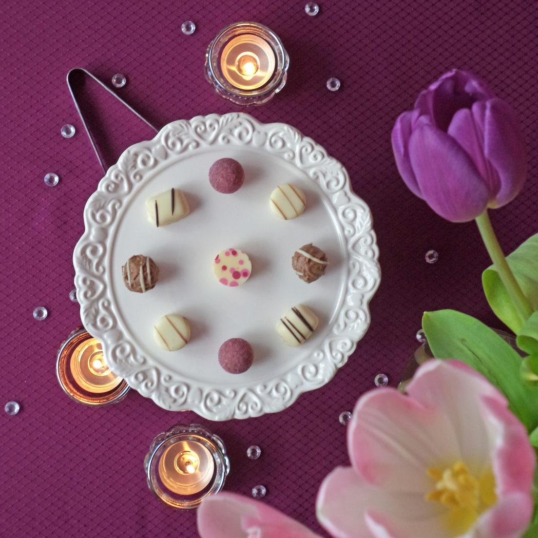 Candybar Etagere Porzellan Verleih